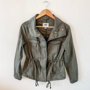 Army green jacket - Anorak